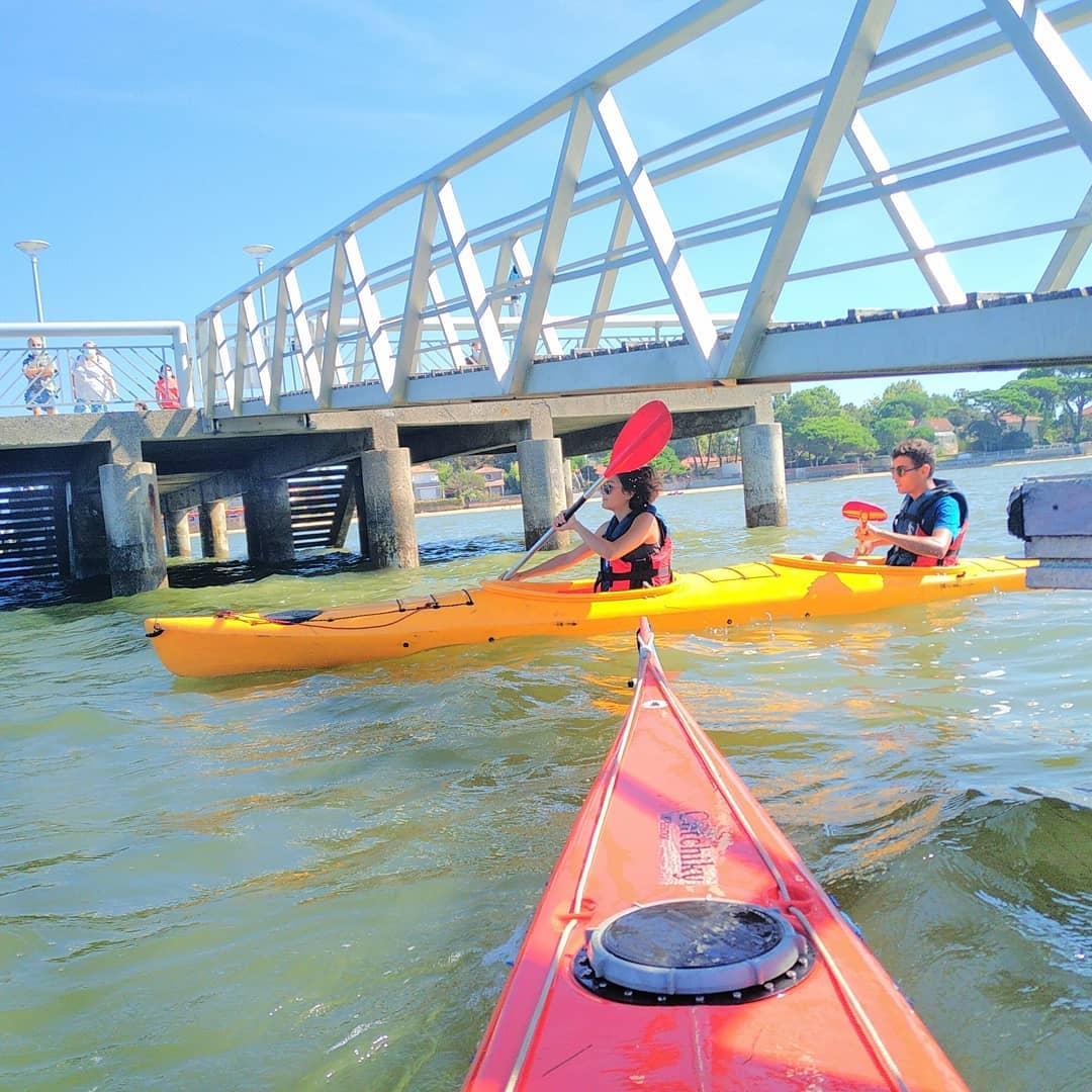 Kayak Trip Andernos