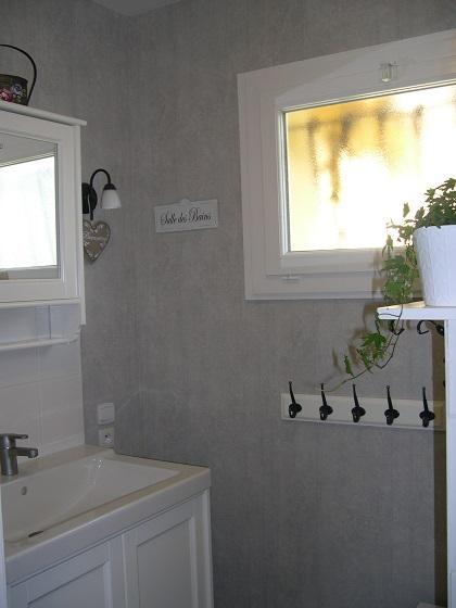 L'éféemer Salle de bains Arès©Mme Chenais –