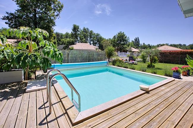 L'escale d'Arès – piscine_Arès ©Mme Fleuret