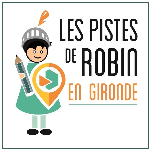 Logo pistes de Robin