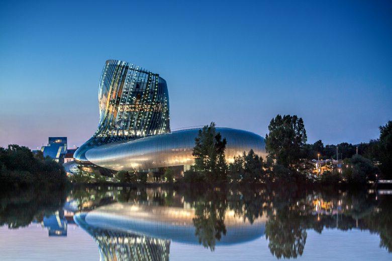 La Cité du Vin reflets 1 @ Axelferis