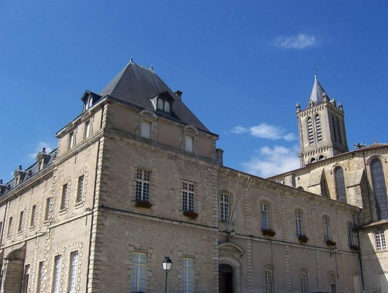 La Reole – Abbaye des Bénédictins (2) 2016