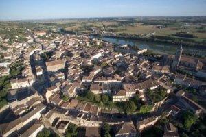 La Réole cité millénaire, la reole otem2007