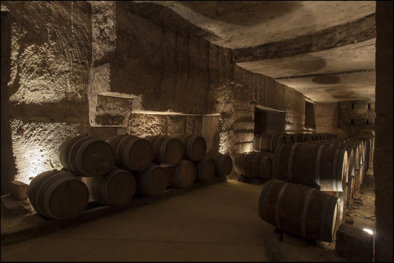 La Riviere – Caves barriques