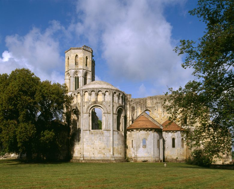 La Sauve – Abbaye de La Sauve Majeure
