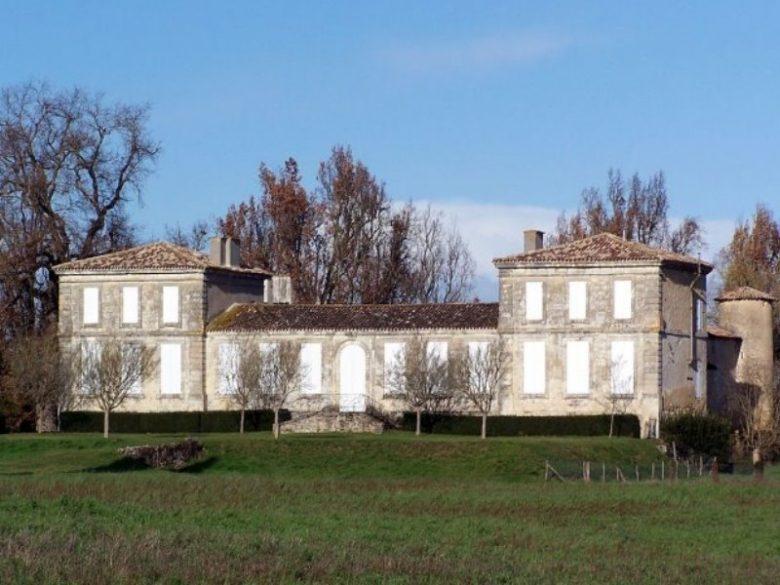Labescau – château