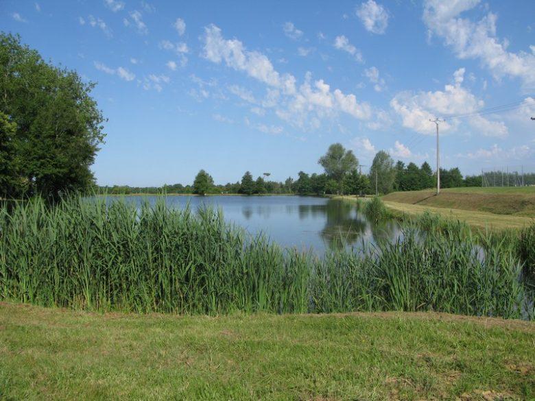 Lac des Vergnes Laruscade