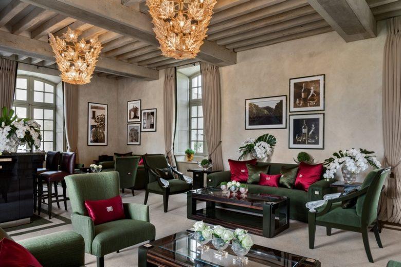 Hôtel Restaurant Lalique Château Lafaurie Peyraguey – SUD-GIRONDE – BOMMES