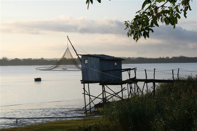 Lamarque – Le port