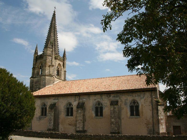 Lamothe landerron St Martin