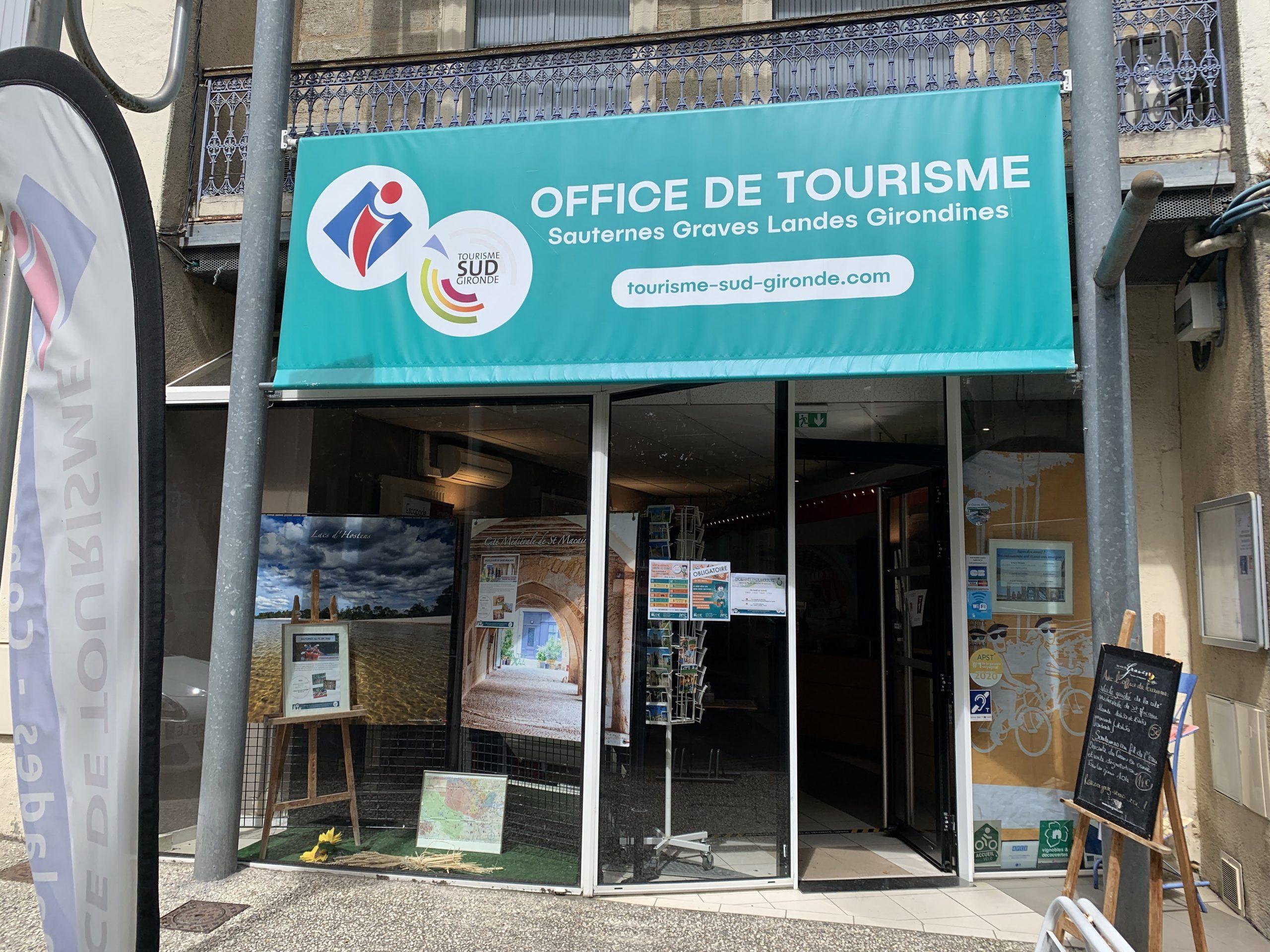 Office de Tourisme Sauternes Graves Landes Girondines – BIT de Langon