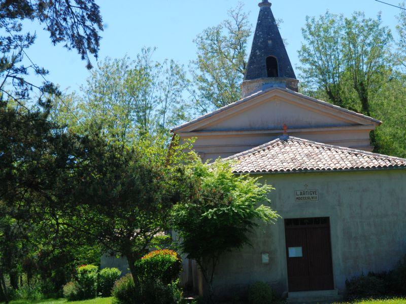 Lartigue – église – Elodie F (5)