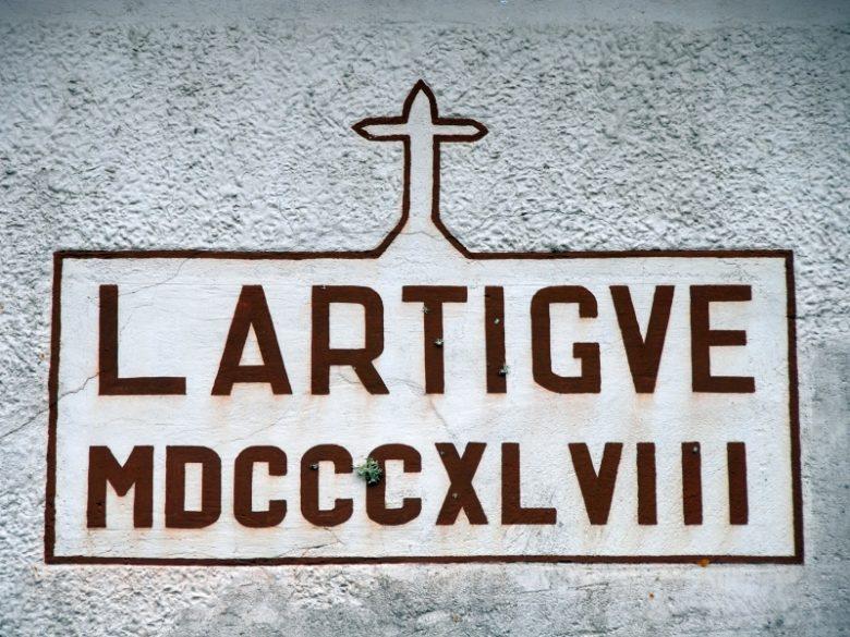 Lartigue – église