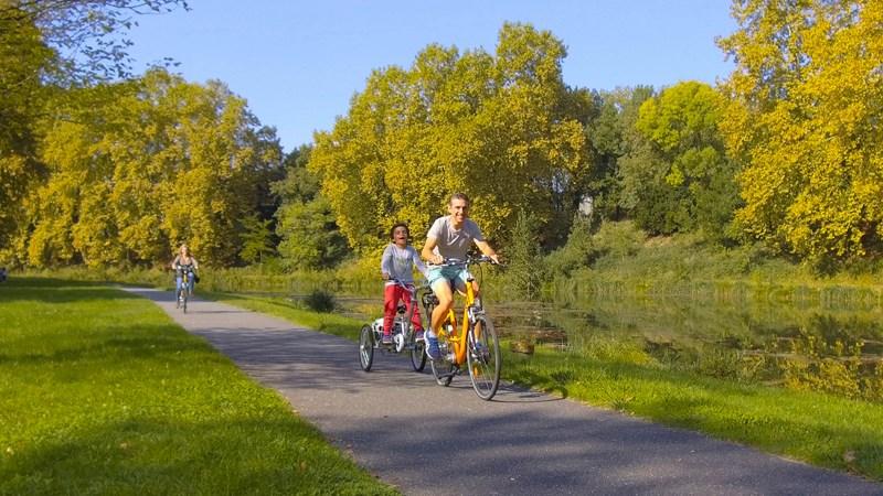 Les Cycles du Canal CASTETS-ET-CASTILLON – Sud-Gironde