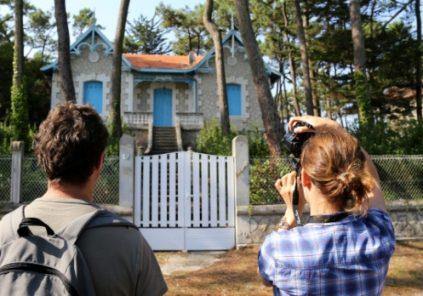 Le circuit des villas canaulaises