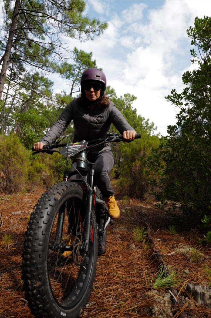 Location de vélo – évolution 2 Lacanau e-bike school 1