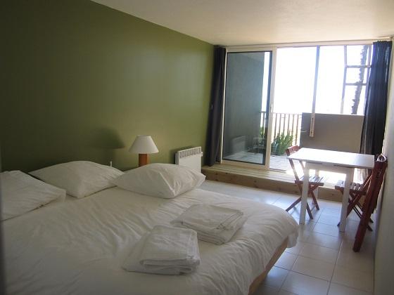 Location vacances Darbon chambre_Arès ©M Darbon