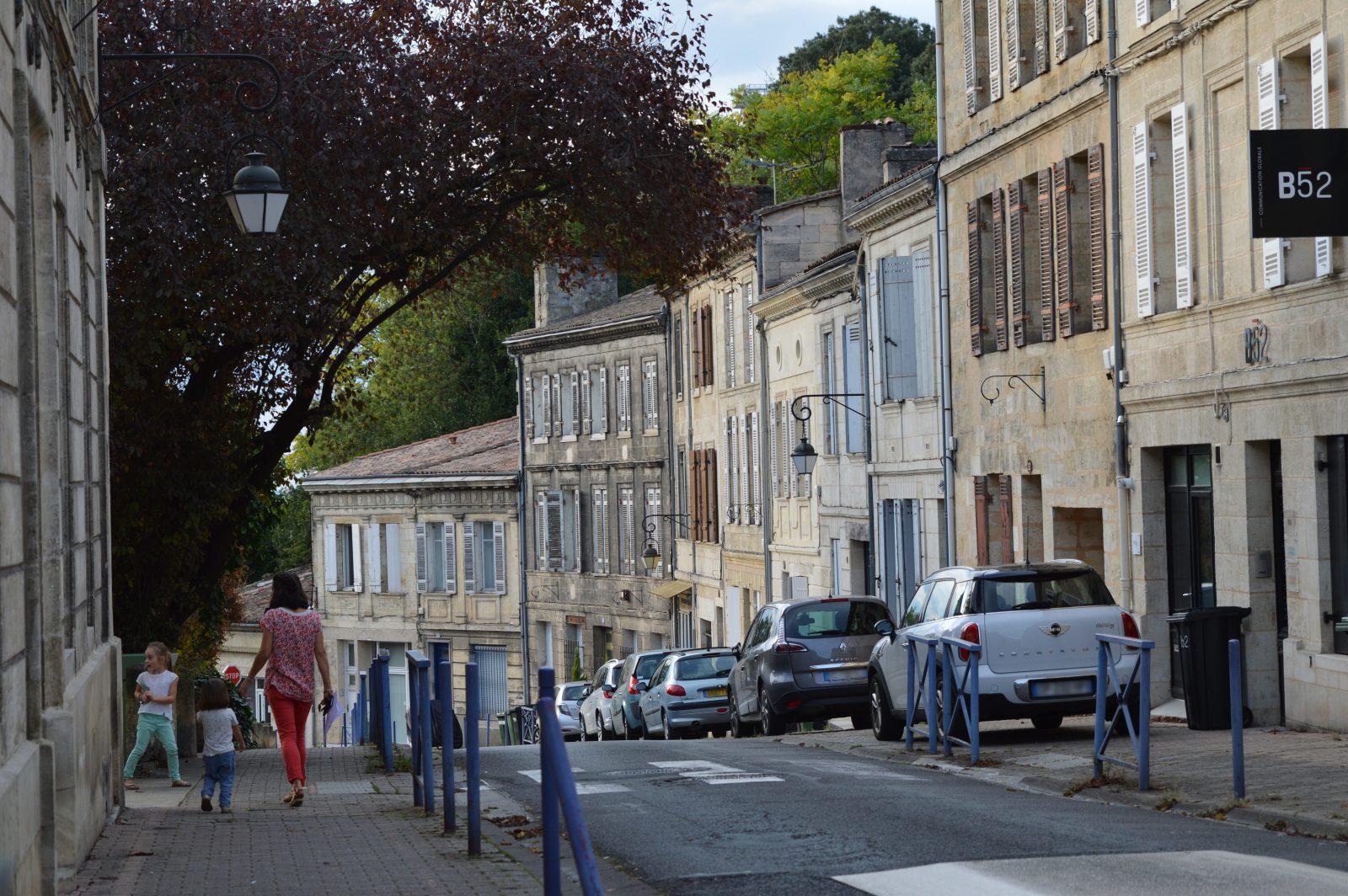 Lormont, rue du Générale de Gaulle