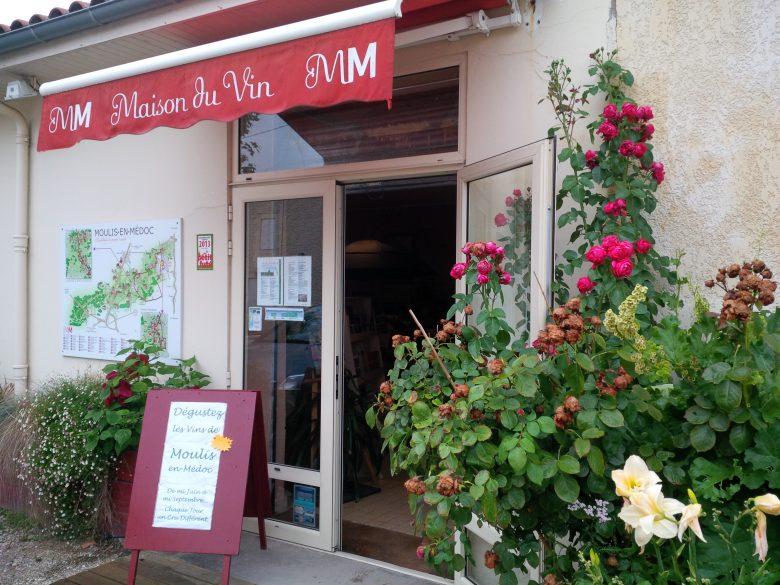 Syndicat Viticole et Maison du vin de l'AOC Moulis-en-Médoc