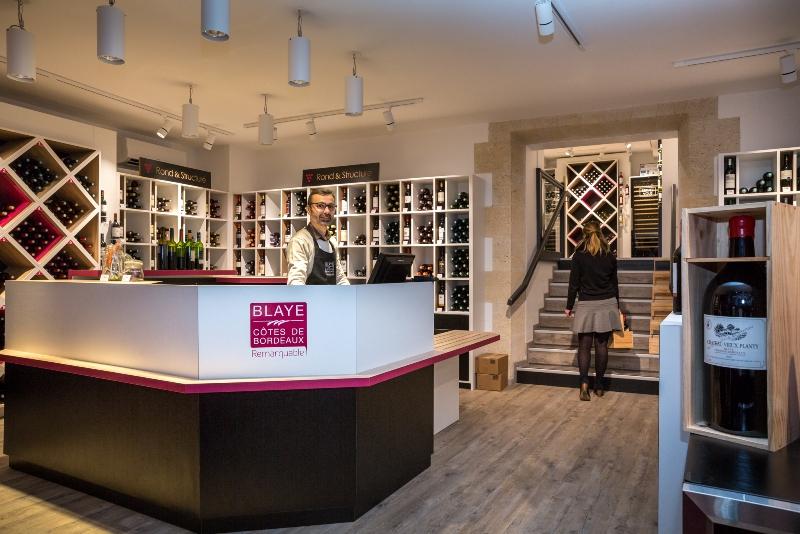 maison du vin blaye côtes de bordeaux boutique 800×600
