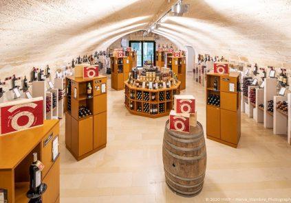 Maison des Vins des Côtes de Bourg – Boutique et point d'information