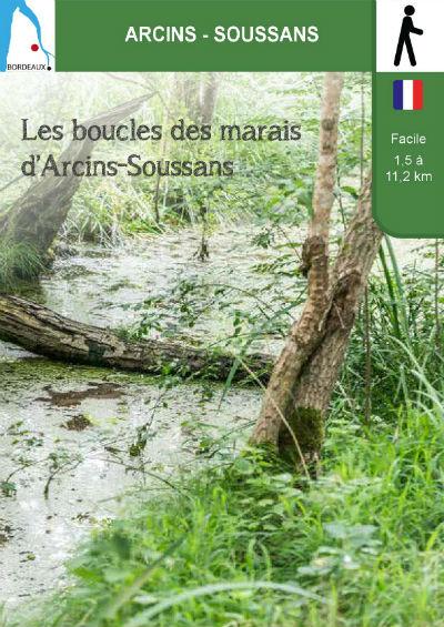 Marais Arcins Soussans pour Sirtaqui