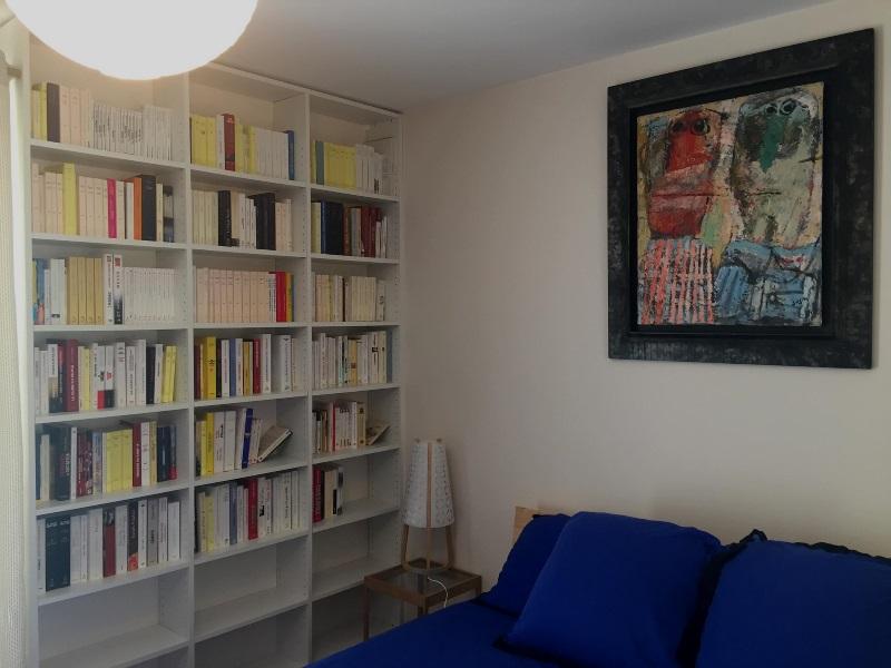 Millet bibliothèque redi