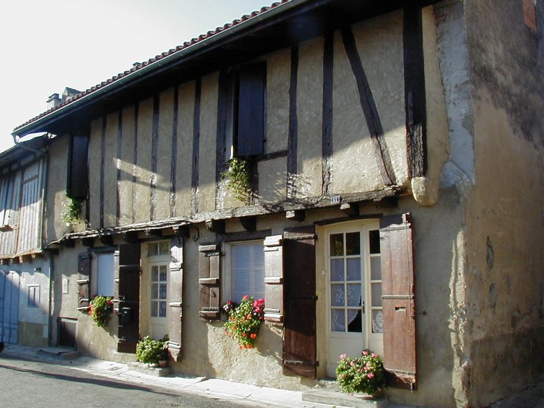 Monségur Maison Barbe