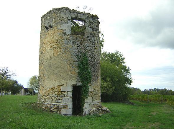 Moulin le Télégraphe Capian