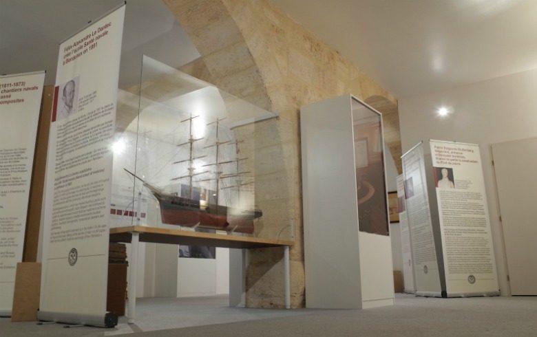 Musée de l'histoire maritime de Bordeaux © Sara Soulignac (2)