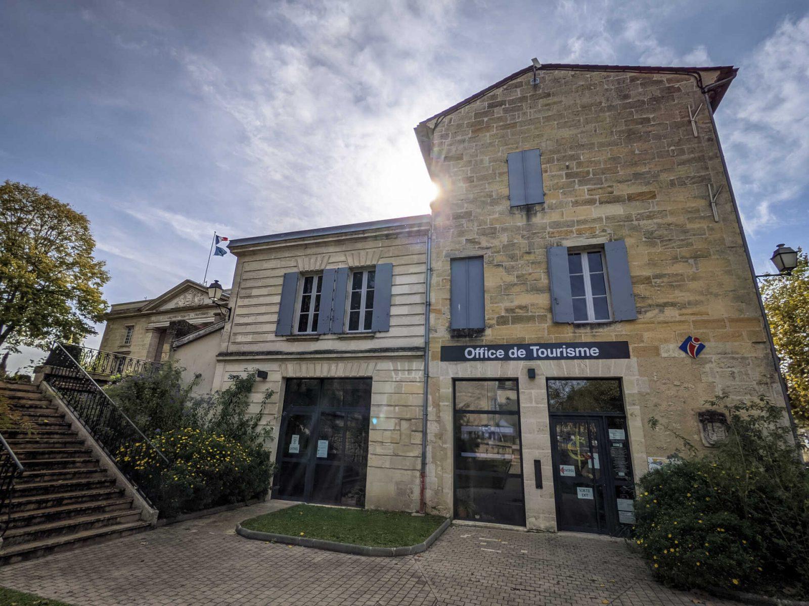Bureau d'Information Touristique de Castillon-la-Bataille – Office de Tourisme C