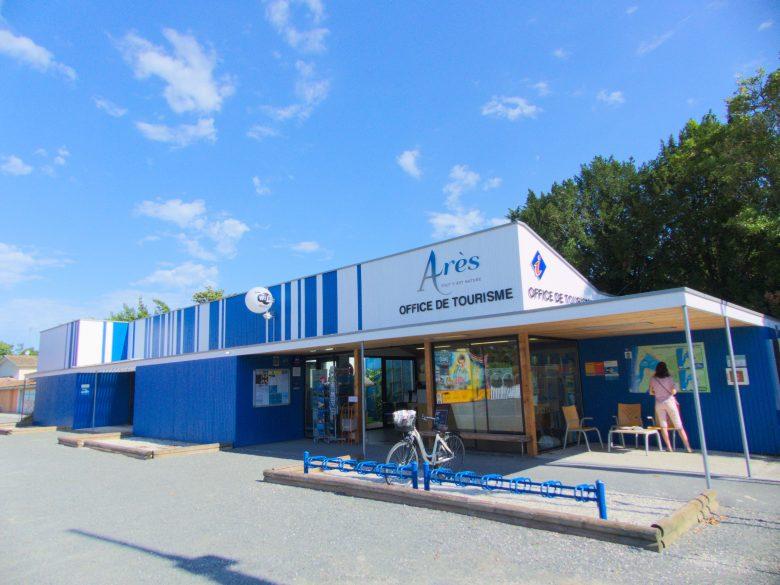 Office de tourisme d 39 ar s ares organismes gironde tourisme - Office de tourisme d angouleme ...