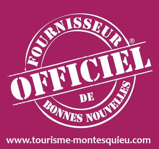 Office de Tourisme de Montesquieu «Fournisseur Officiel de Bonnes Nouvelles»