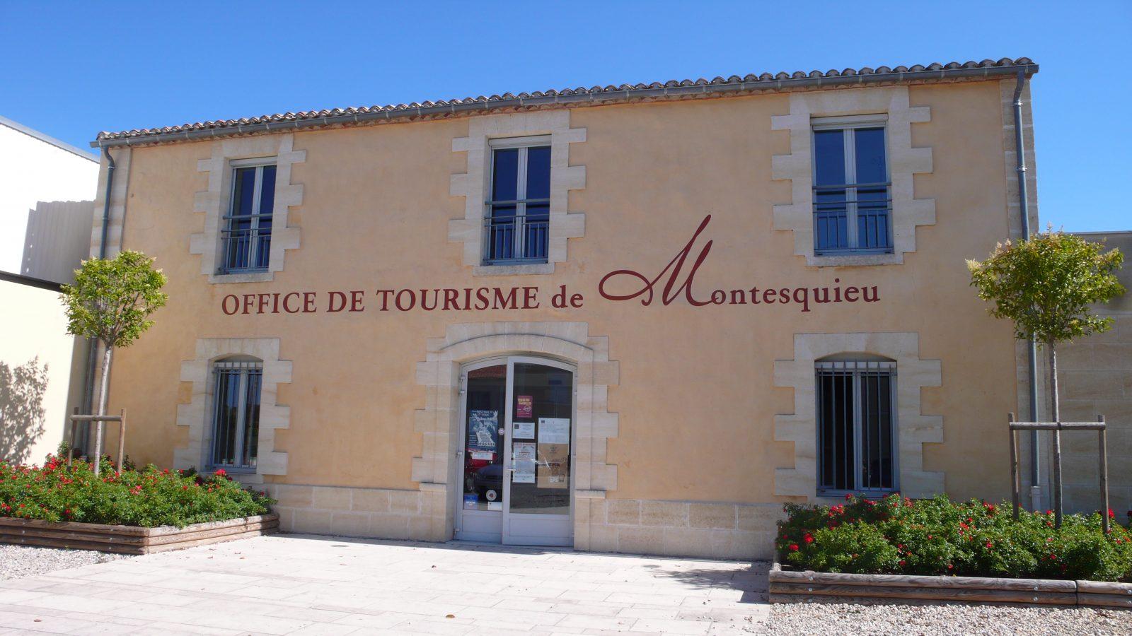 Office de Tourisme de Montesquieu – batiment
