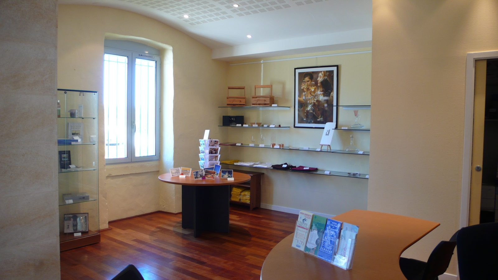 Office de Tourisme de Montesquieu – boutique