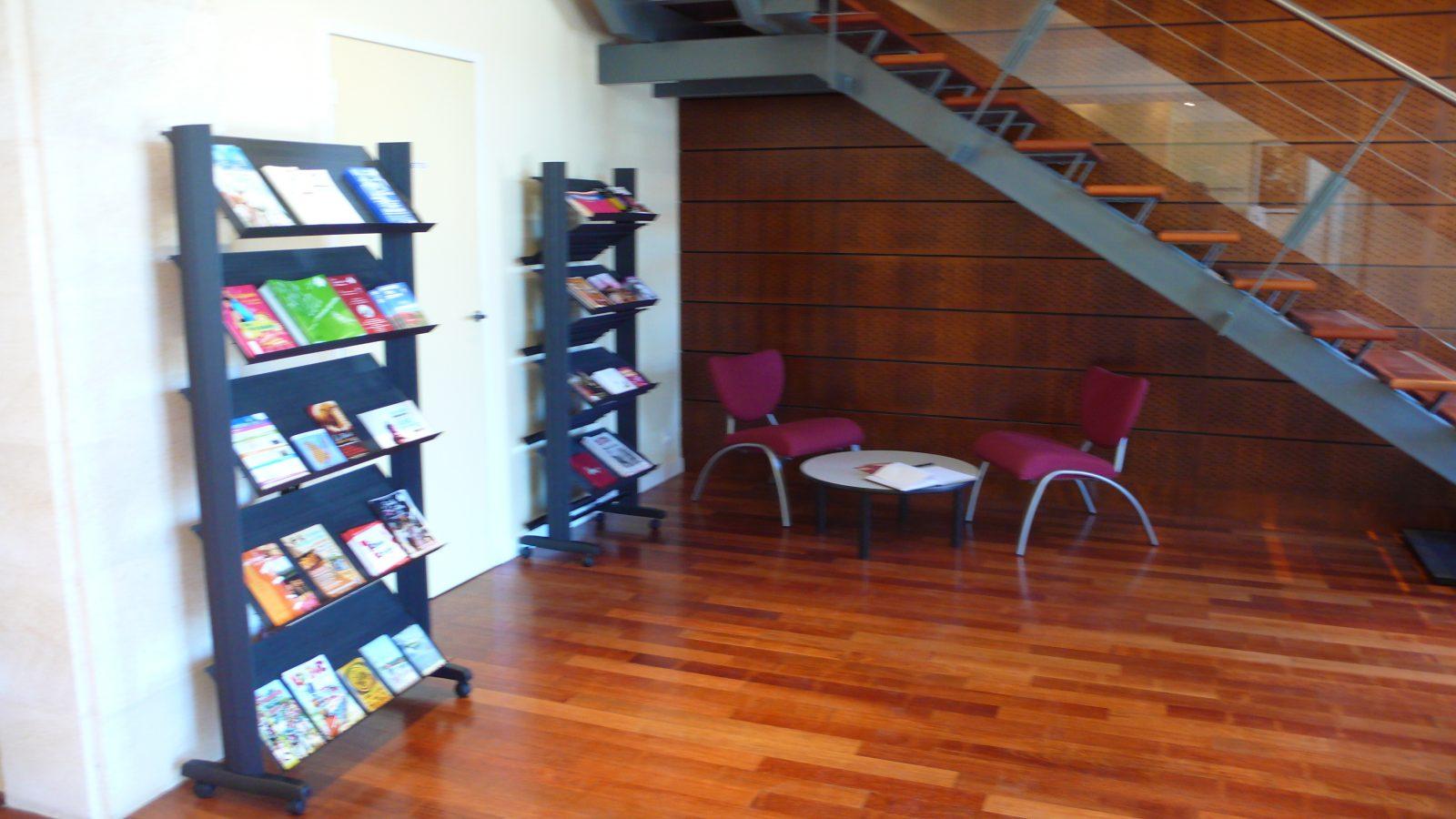 Office de Tourisme de Montesquieu – salon