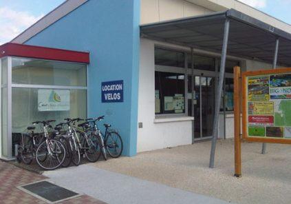 Office de Tourisme Cœur du Bassin d'Arcachon – Bureau d'information de Biganos