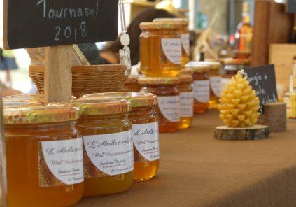 Fête du miel à Terres d'Oiseaux