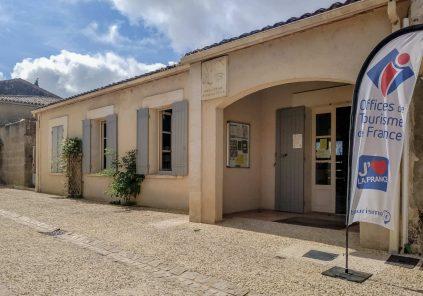 Point d'Information Saisonnier de Gensac – Office de Tourisme Castillon-Pujols