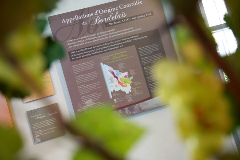 Destination Garonne, Maison des vins de Cadillac, Cadillac