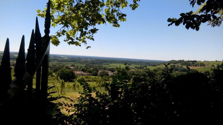 Panorama du calvaire de Verdelais