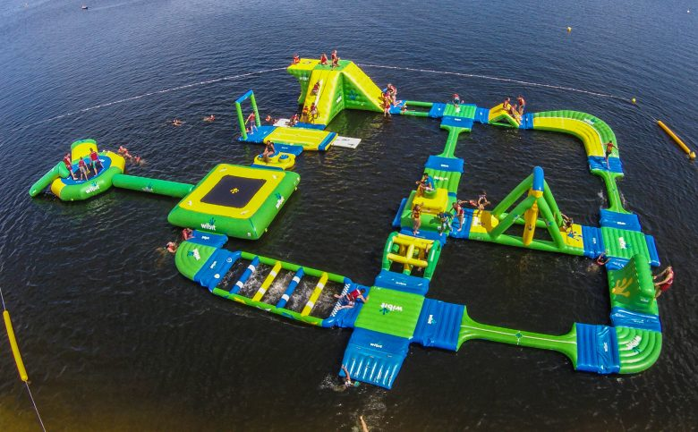 Parc aquatique-Splash Park-Lacanau