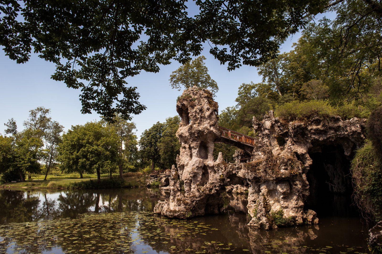 Parc de Majolan ©Pierre Planchenault