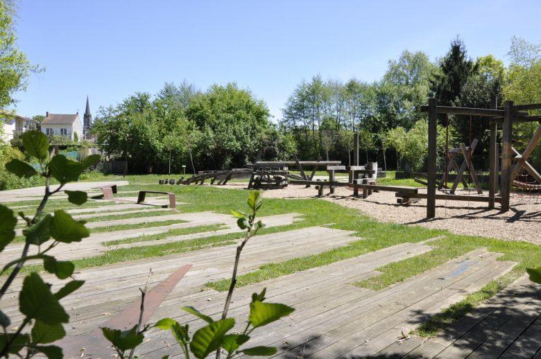 Parc du ruisseau © Ville du Haillan (1)