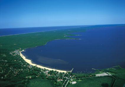 Lac de Carcans-Hourtin