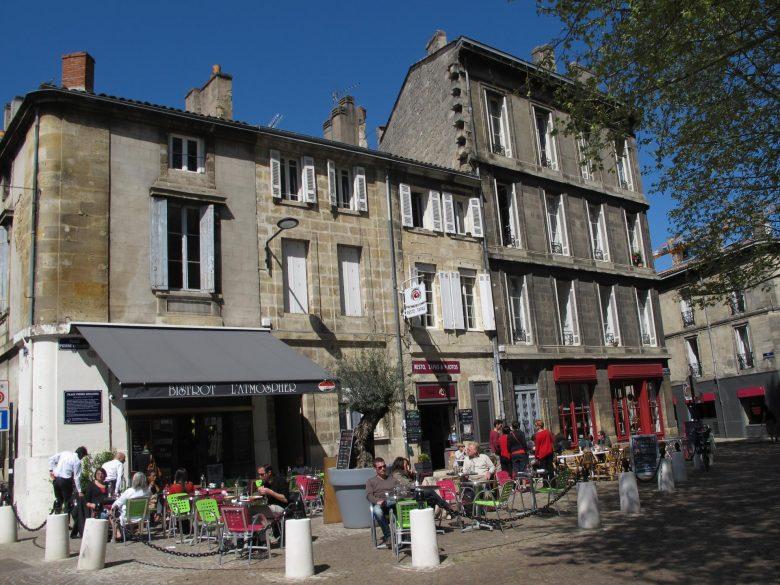 Place Pierre Renaudel terrasses