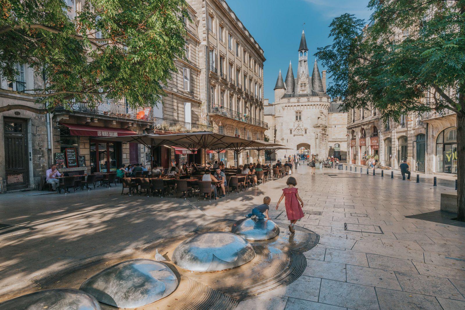 Place du Palais ©Nicolas Duffaure