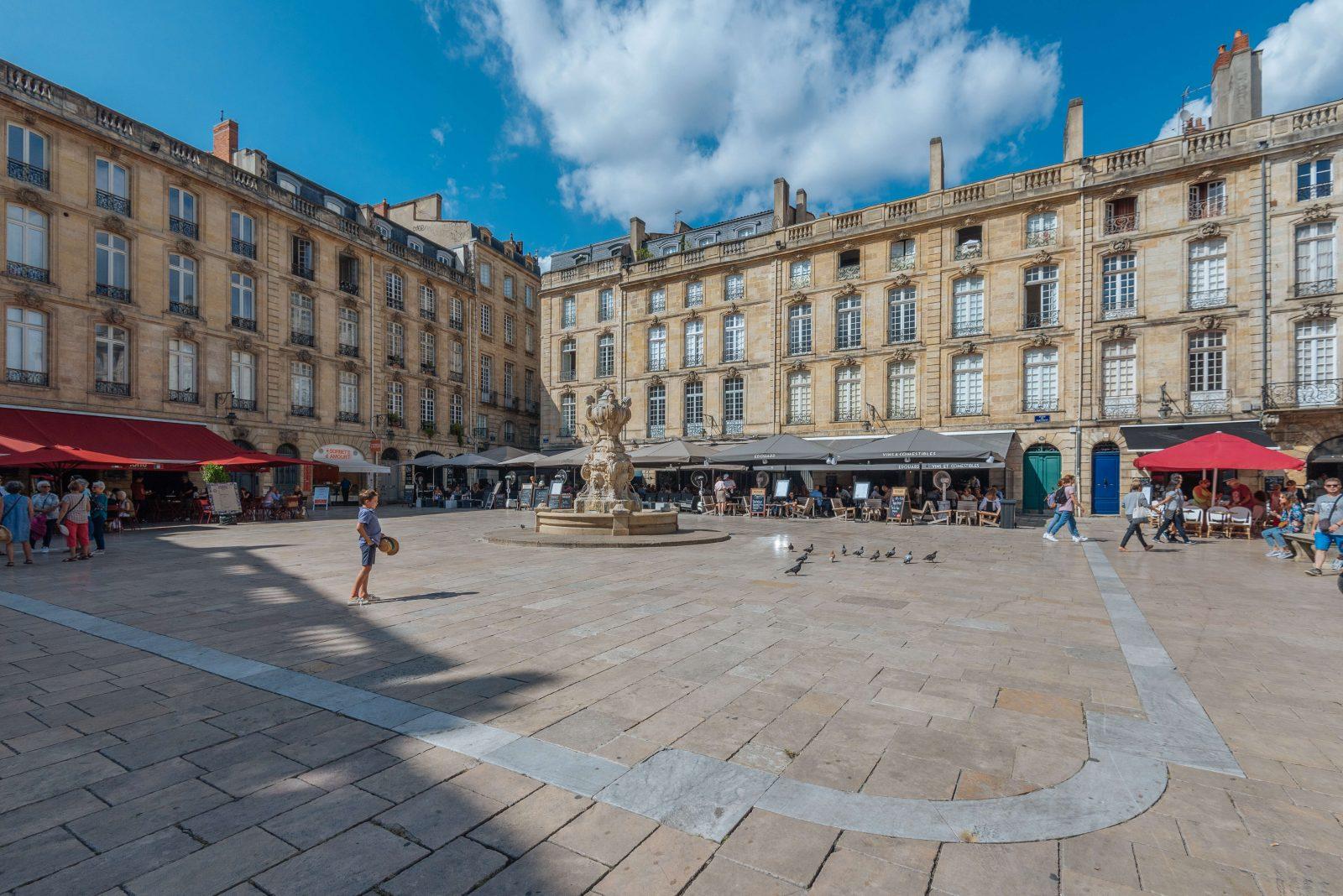 Place du Parlement©Nicolas Duffaure