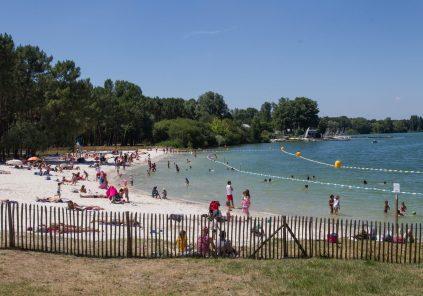Tour et détours à Bordeaux Lac