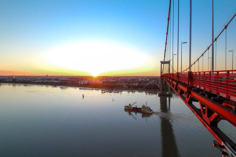 Pont d'Aquitaine © Steve Le Clech Photos
